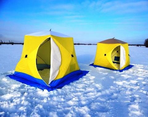 """Палатки """"Куб"""""""