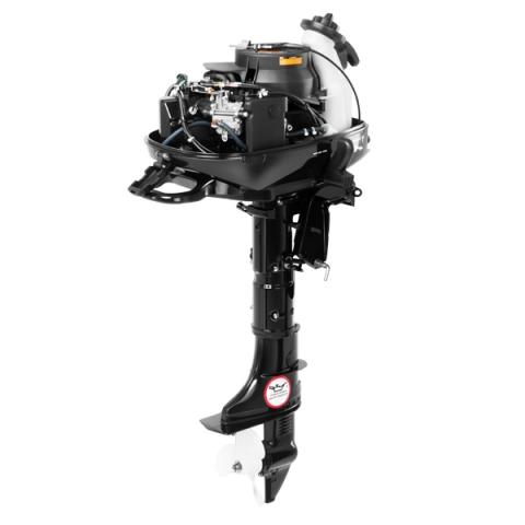 Лодочный мотор HIDEA HDF6HS (с баком)