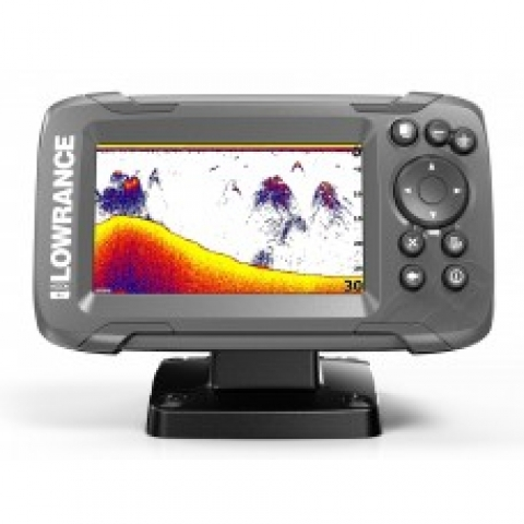 Lowrance Hook2-5x GPS Splitshot