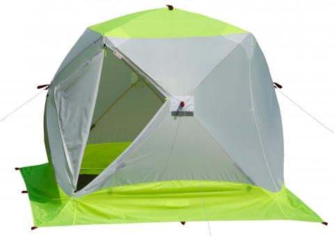 Зимняя палатка Лотос Куб 3 Классик Термо