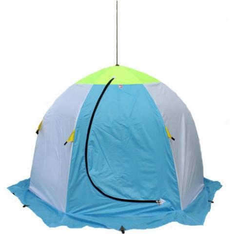Зимняя 2-х местная палатка «Медведь-2» (трехслойная)