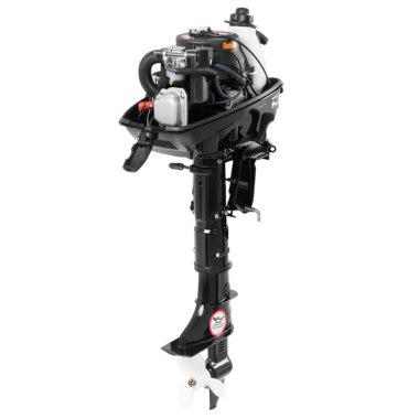 Лодочный мотор HIDEA HDF5HS (с баком)