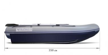 Лодка «ФЛАГМАН - DK 350»