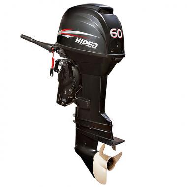 Лодочный мотор HD60FFEL-T (гидроподъем)
