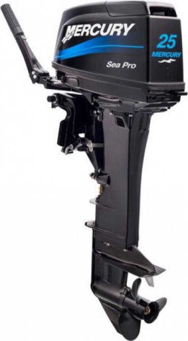 Двухтактные моторы Mercury SeaPro 25M