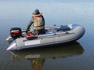 Лодка «ФЛАГМАН - 330U»