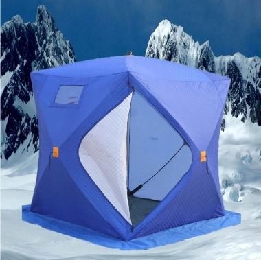"""Зимняя палатка утепленная куб-2 """"Улов"""""""