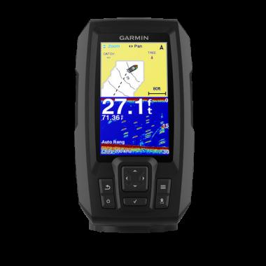 Эхолот Striker Plus 4 cv    датчик GT-20