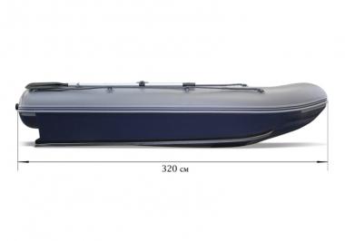 Лодка «ФЛАГМАН - DK 320»
