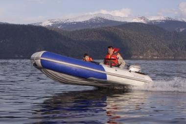 Лодка А.390 стандарт