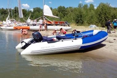 Лодка А.480 стандарт