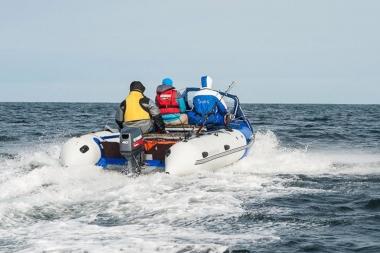 Лодка А.560 стандарт