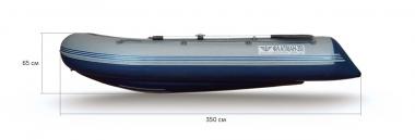 Лодка «ФЛАГМАН - 450»