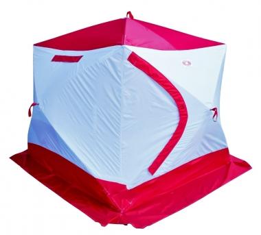 Зимняя 4-х местная палатка «Медведь КУБ-4» (трехслойная)